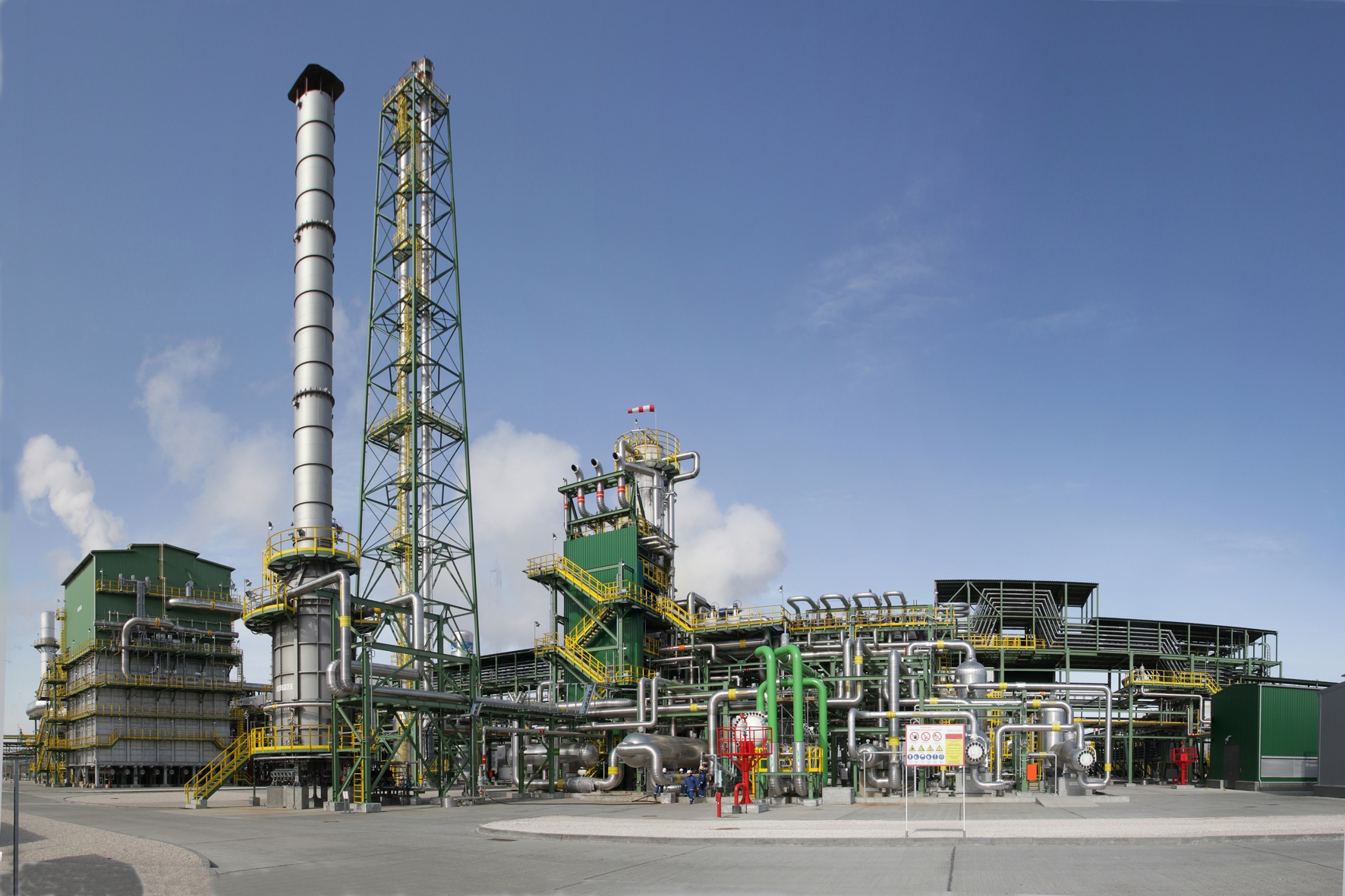 Start of operation of Linde Azot Togliatti LLC, a JV with German company Linde, for ammonia production.