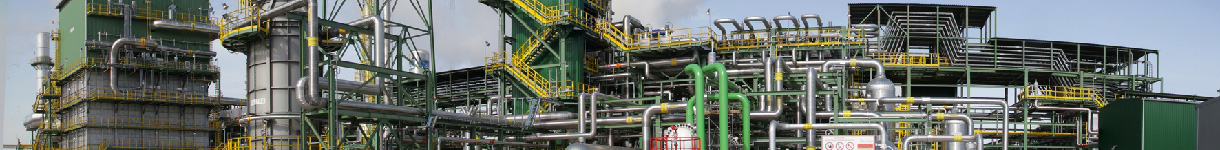High-tech Ammonia Production Plant
